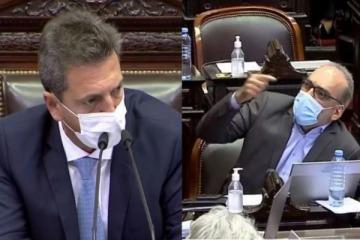 Sábado de Diputados: empezó la sesión, Soria ya está listo para ser ministro y Massa tuvo que callar a Iglesias