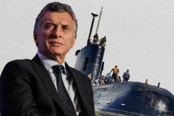 ARA San Juan: se investigará en Caleta Olivia si Macri ocultó intencionalmente la ubicación del submarino