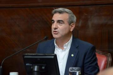 """Paco Durañona destacó que Alberto """"se puso al frente para incluir a todos los gobernadores sin importar su color político"""""""