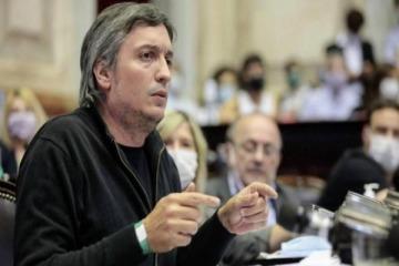 """Máximo apuntó contra Larreta y subrayó que """"Nación nunca discriminó a CABA"""""""