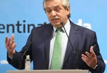 El mensaje de Alberto Fernández al personal de Salud