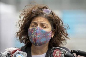 """Contundente advertencia de Vizzotti: """"Estamos viviendo el peor momento de la pandemia iniciada el 3 de marzo del año pasado"""""""