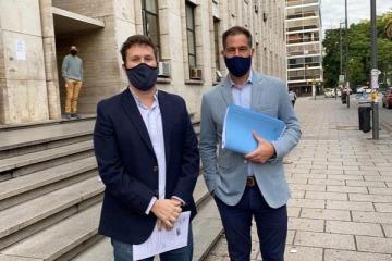 Rosario: Revés judicial contra el amparo que presentó un diputado del PRO por el regreso de las clases presenciales