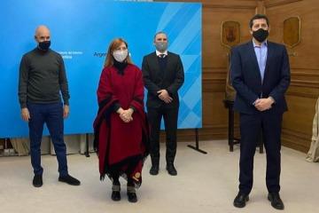 """El Gobierno convocó a Larreta a discutir la coparticipación y el alcalde porteño aceptó la """"instancia de diálogo"""""""