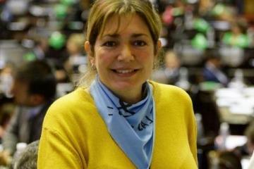 Escándalo: Estela Regidor, diputada de la UCR le quitaba medio sueldo a sus empleados
