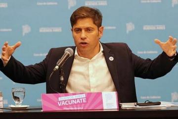 """Kicillof desmintió el intento de Clarín de """"activar una interna"""" con Guzmán y dijo que buscan """"deteriorar al Gobierno"""""""