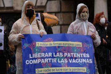 """""""La liberación de las patentes es un imperativo moral y estratégico"""""""