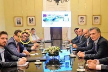 """La """"mesa política"""" de Macri teme que """"arrepentidos"""" en escándalo de ex AFIP preso por contrabando deje heridos"""