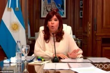 Cristina cuestionó el insólito intento del fiscal Pleé para reabrir la causa de Dólar Futuro