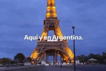 El video de Alberto Fernández sobre París y el sugestivo mensaje a los anti-restricciones