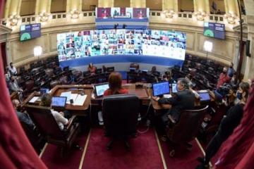 Congreso: Diputados discute la postergación de las elecciones y el Senado vota proyecto sobre fondos del FMI