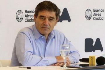 """Tras los dichos de Bullrich, Quirós justificó el freno a las clases en la """"estrategia de acción conjunta"""" con Nación"""