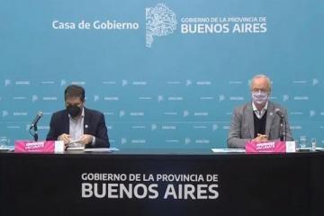 Provincia de Buenos Aires: impacto positivo de las restricciones y descenso sostenido de los casos