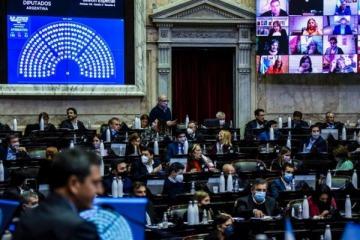 Con impulso del Frente de Todos, Diputados aprobó la reducción de tarifas, equidad de género en medios y inclusión laboral trans
