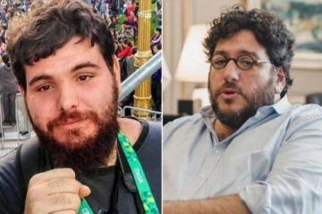"""""""Mi dolor es infinito"""": el mensaje de Pablo Avelluto tras la muerte de su hijo Nicolás y el apoyo que cruzó la grieta"""