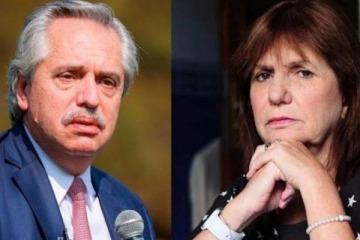 Tras la desmentida de Pfizer, el viernes habrá mediación entre Alberto y Bullrich por la difamación del PRO
