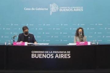Tres semanas consecutivas de descenso de casos en la Provincia de Buenos Aires