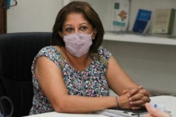 """Coincidente con la postura de Cristina, la senadora De Valle apuntó contra Larreta al sostener que """"va a estar más preocupado por lo electoral"""""""