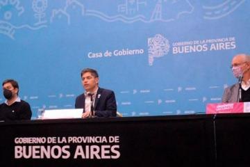 La Provincia de Buenos Aires abre la vacunación libre para mayores de 55 años