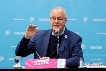 """La nueva normalidad avanza en el territorio bonaerense y aseguran que """"en septiembre todos los mayores de 18 años van a estar vacunados"""""""