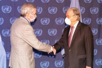 El canciller Solá mantiene importantes reuniones en la ONU y realza el reclamo soberano de Argentina por Malvinas