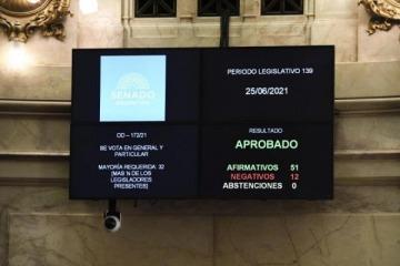 Zonas Frías: el Senado convirtió en ley la inversión para bajar tarifas de gas en regiones con clima adverso