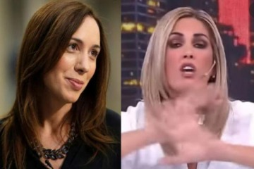 """Hasta Viviana Canosa presiona a Vidal: """"¿Cuál es la excusa que da para rajarse de la Provincia?"""""""