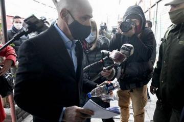 Arribas declara por espionaje ilegal a familiares de las víctimas del ARA San Juan