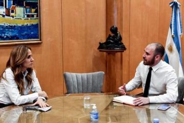 Tolosa Paz y Guzmán: reunión clave para el futuro de la agenda laboral y productiva del país