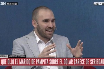 """Guzmán respondió al pronóstico del marido de Pampita: """"No hay ni que detenerse en cosas que carecen de seriedad"""""""