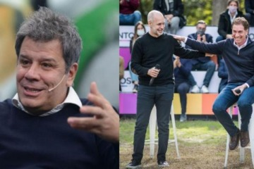 Larreta le pagó publicidad en redes a Santilli con fondos de CABA y revive el reclamo de Manes