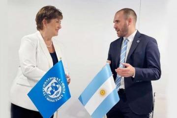 Argentina hizo su último pago al FMI con reservas y el 23 de agosto llegarán los DEG para afrontar nuevos vencimientos