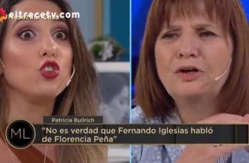"""Cinthia Fernández y Patricia Bullrich discutieron sobre violencia de género """"No sé en qué país vivís"""""""