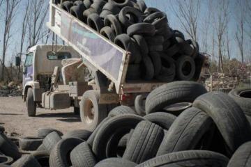 Medio ambiente: qué dice la iniciativa de reciclado de neumáticos que tiene media sanción