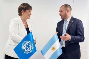 Argentina recibió los USD 4334 millones que gira el FMI en DEG por la pandemia