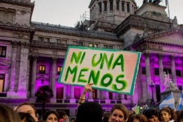 Ni una menos: se registró un femicidio cada 40 horas en la Argentina en 2021