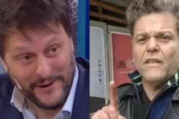 Leandro Santoro cruzó con ironía a Alfredo Casero por vandalizar afiches de campaña