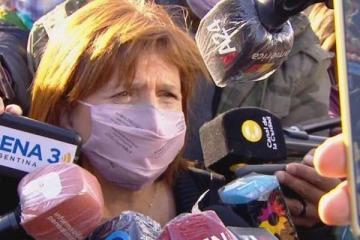 Patricia Bullrich reconoció que durante el macrismo hubo lawfare para perseguir judicialmente a opositores