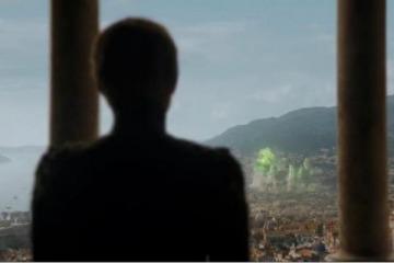 Rubinstein comparó a Cristina con un personaje de Game of Thrones que estalló una catedral