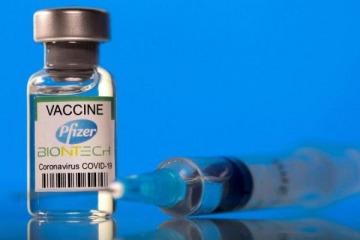 Pfizer afirma que su vacuna contra la covid es segura y efectiva para niños de 5 a 11 años