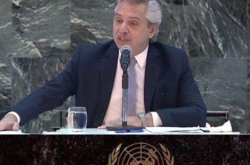 Alberto habla ante la ONU: fuerte crítica a la deuda que dejó JXC con el FMI, Malvinas y AMIA en la agenda