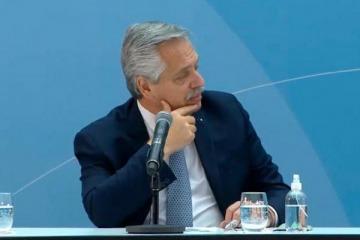 Alberto Fernández participa de la Cumbre de la ONU sobre Sistemas Alimentarios 2021