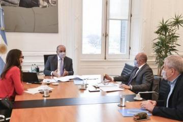 Manzur reunió a tres ministros y seguirá con una agenda activa con funcionarios y gobernadores