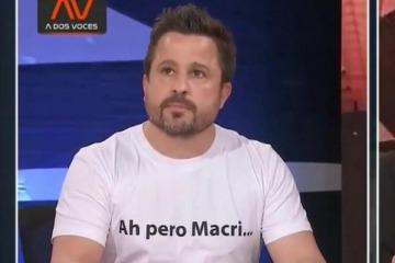 """Los candidatos de Juntos siguen negando a Macri: Tetaz dijo que no es su jefe y """"está discutido en el PRO"""""""
