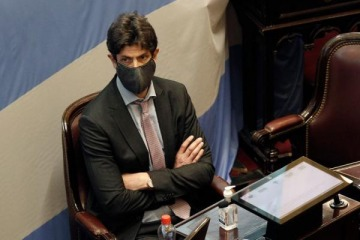 """Lousteau defendió su proyecto para facilitar despidos: """"La indemnización de mi proyecto es la misma que la actual"""""""