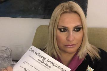 """Valeria Carreras: """"Es la primera de varias indagatorias para Macri relacionadas con el ARA San Juan"""""""