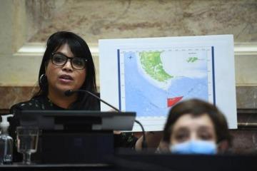 Senado: tras los aplausos a Esteban Bullrich, se aprobó el rechazo al avance de Chile sobre territorio argentino