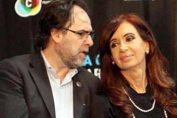 """Falleció Jorge Coscia: Cristina lo despidió con afecto y lo definió como """"un gran compañero"""""""