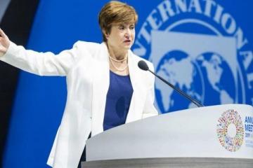 """El FMI definirá """"muy pronto"""" la continuidad de Kristalina Georgieva en su puesto"""