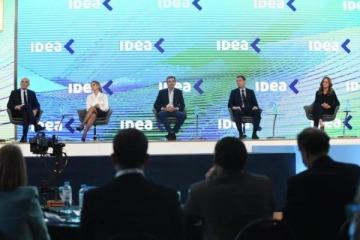Los candidatos bonaerenses participaron del 57° Coloquio de IDEA a un mes de las elecciones